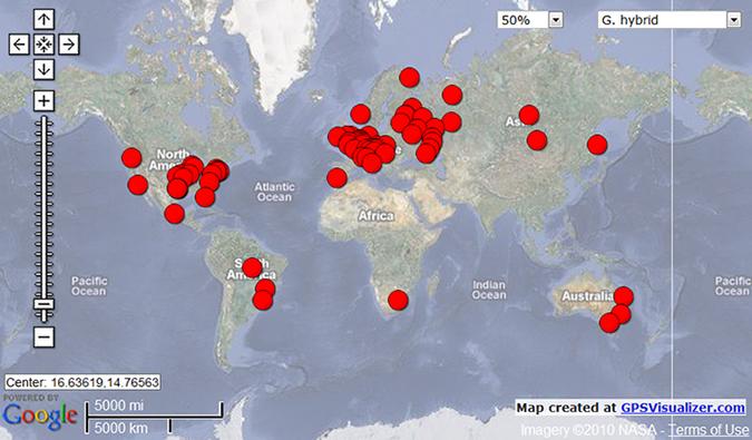 Quake 4 Server Map